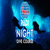 padi night dive
