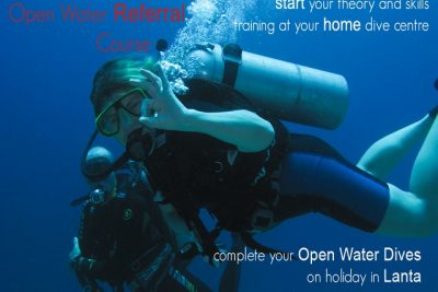 open water referral course